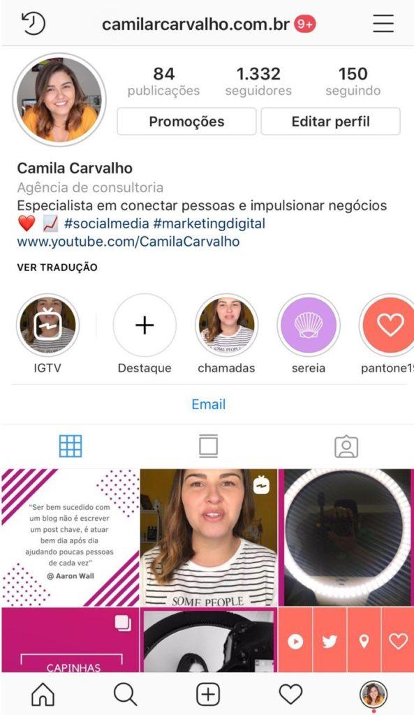 como-aparece-vídeo-igtv-no-instagram-camila-carvalho2